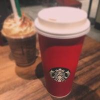 Photo taken at Starbucks by Brett B. on 11/18/2015