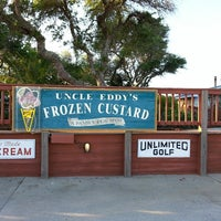Photo taken at Uncle Eddy's Frozen Custard by Dave J. on 5/14/2013