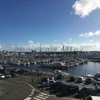 Photo taken at Intra-Muros – Centre de Saint-Malo by Jamie X. on 10/3/2017