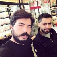 Photo taken at Öz Pastacım Cafe by Murat Ali H. on 10/25/2016