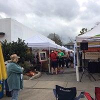 Photo taken at First Saturday Arts Market by Rex C. on 2/1/2014