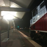 Photo taken at Richland Hills Station (TRE) by Rex C. on 3/25/2016
