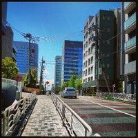 Photo taken at Koto Driver's License Center by Hiroki K. on 4/7/2013