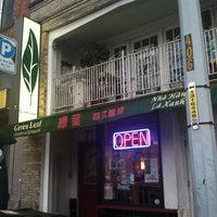 Снимок сделан в Green Leaf Vietnamese Restaurant пользователем Raymond Y. 7/10/2013