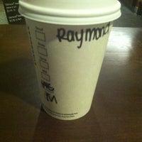 Photo taken at Starbucks by Raymond Y. on 1/28/2014