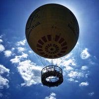 Снимок сделан в Balloon Safari пользователем Ryan B. 5/1/2013
