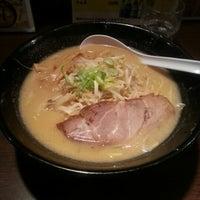 Photo taken at らーめん 味噌工房 by Hiroyuki C. on 12/8/2012