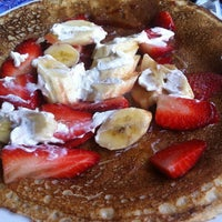 Photo taken at The Pancake Corner by Cigdem E. on 3/23/2013