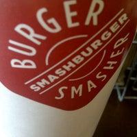 Photo taken at Smashburger by Tresavon E. on 1/19/2013
