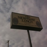 Photo taken at New Way Lunch by BANCO H. on 3/28/2013