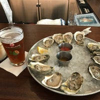 Photo taken at Dock's Oyster House by Jason D. on 8/13/2017