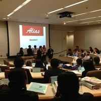 Photo taken at UCLA Anderson School of Management by Suzy R. on 3/2/2013