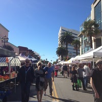 Photo taken at Santa Monica Farmers Market by Suzy R. on 1/19/2013