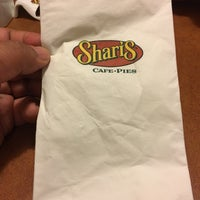 Photo taken at Shari's Cafe and Pies by Sam A. on 10/16/2016