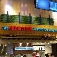 Photo taken at Great Steak by Sabrina M. on 2/17/2013