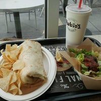 Photo taken at Rubio's by Elias B. on 10/21/2012