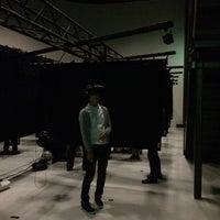 Photo taken at Bjork Biophilia Tokyo, 科学未来館 by フク♪ on 7/9/2016