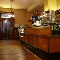 Photo taken at Cafe Goldegg by Alexander M. on 5/11/2013