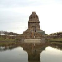 Das Foto wurde bei Völkerschlachtdenkmal von Andreas M. am 12/31/2012 aufgenommen