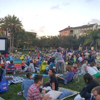 Photo taken at Playa Vista Concert Park by Charlie P. on 8/8/2015