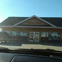 Photo taken at Kwik Trip by Amber E. on 12/4/2012