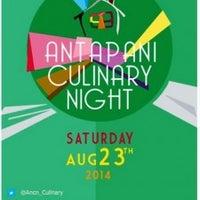 รูปภาพถ่ายที่ Antapani Culinary Night โดย Ari S. เมื่อ 8/23/2014