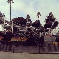 Das Foto wurde bei Luna Park Melbourne von Ankur K. am 6/30/2013 aufgenommen