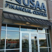 Photo taken at USAA Financial Center - CLOSED by Japanic T. on 11/1/2013