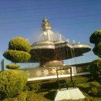 Photo taken at Fuente de la China Poblana by Gerardo M. on 12/5/2012