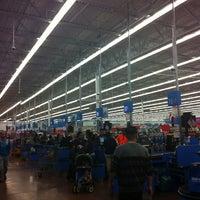 Photo taken at Walmart Supercenter by Herbert C. on 12/27/2012