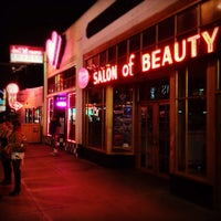 Photo taken at Beauty Bar by Nicole E. on 10/10/2013