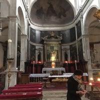 Photo taken at San Giovanni Crisostomo by Lewis on 5/1/2017