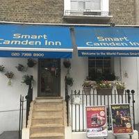 Photo taken at Smart Camden Inn by Chris M. on 6/4/2016