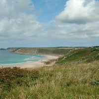 Photo taken at Sennen Cove by JacK D. on 8/10/2017