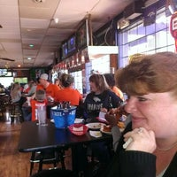 Photo taken at America's Bar and Grill by Jim Earl TEEM, LLC on 10/13/2013