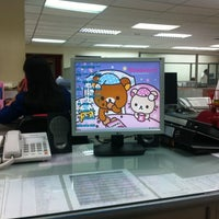 Photo taken at Lucky Flame Co., Ltd. by Peachy W. on 2/7/2014