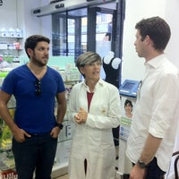 Photo taken at Farmacia Dott. Giberti by Francesco S. on 9/20/2013