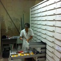 Photo taken at Farmacia Dott. Giberti by Francesco S. on 7/24/2013