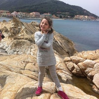 Photo taken at Scogliera di Marciana Marina by Francesco S. on 4/29/2013