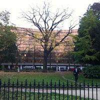 Photo prise au Square de Meeûs par Philippe A. le10/25/2012