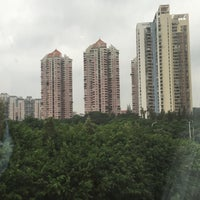 Photo taken at 博林诺富特酒店 Hotel Novotel Shenzhen Bauhinia by Harry C. on 11/10/2015