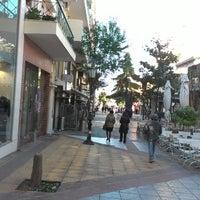 Photo taken at Πεζόδρομος Καλαμαριάς by Lucas S. on 12/4/2012