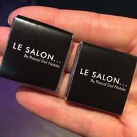 Photo taken at Le Salon by Pascal del Natale by Isabelle D. on 9/11/2015