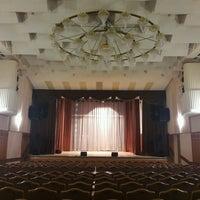 Photo taken at КЦ ГУ МВД России по г. Москве by Nastya G. on 10/26/2016