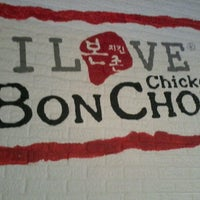 Photo taken at BonChon Chicken by Angelico D. on 12/15/2012