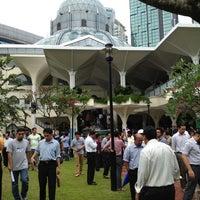 Photo taken at Masjid Asy-Syakirin by Suhaimi N. on 2/8/2013