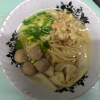 Photo taken at Mie Baso Dudung by Julian S. on 3/9/2015