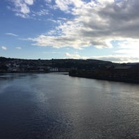 Photo taken at Derry/Londonderry by Arne D. on 10/12/2016