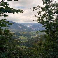 Photo taken at Prein an der Rax by Csöpi on 8/22/2014