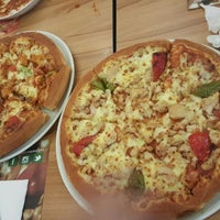 Photo taken at The Pizza Company by Syeda K. on 7/23/2015
